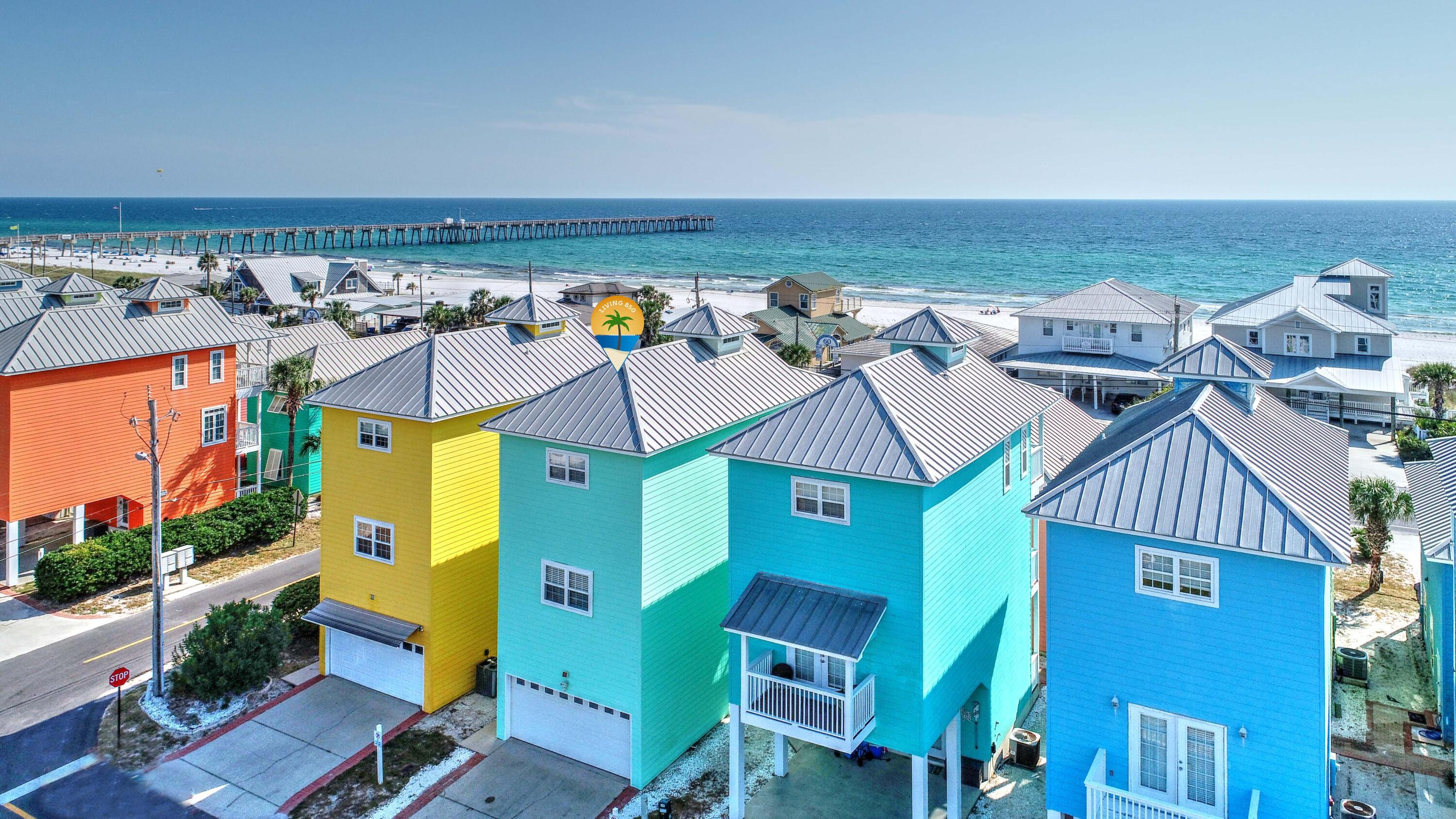 MLS Property 881988 for sale in Panama City Beach