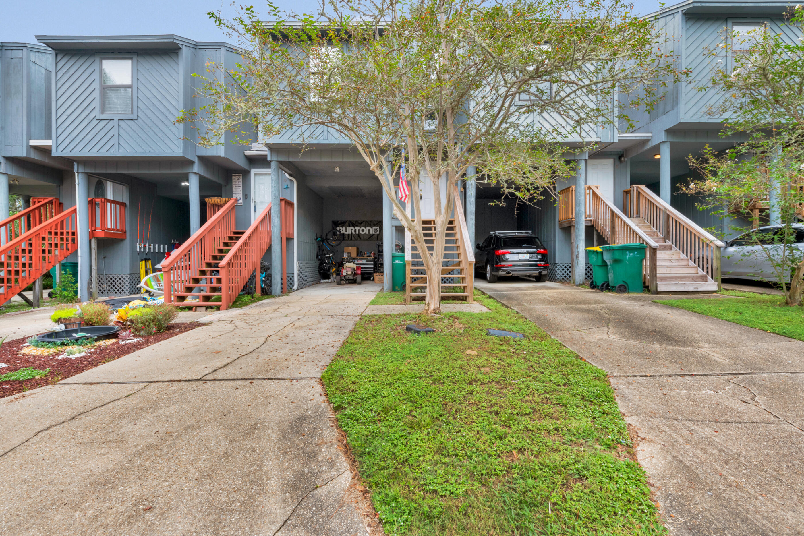 A 2 Bedroom 2 Bedroom Niceville-bay Access Townhome