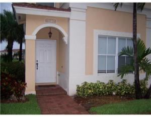 Townhouse for Rent at Monarch Lakes, 3140 SW 128th Avenue Miramar, Florida 33027 United States