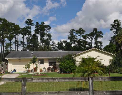 Home for sale in loxahatchee groves Loxahatchee Florida