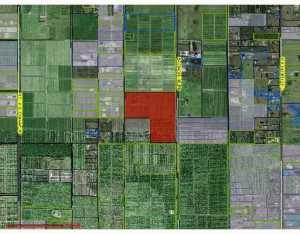 土地 为 销售 在 1500 S Shinn Road 皮尔斯, 佛罗里达州 34945 美国