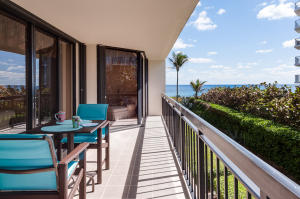 Condominium for Sale at 3140 S Ocean Boulevard 3140 S Ocean Boulevard Palm Beach, Florida 33480 United States
