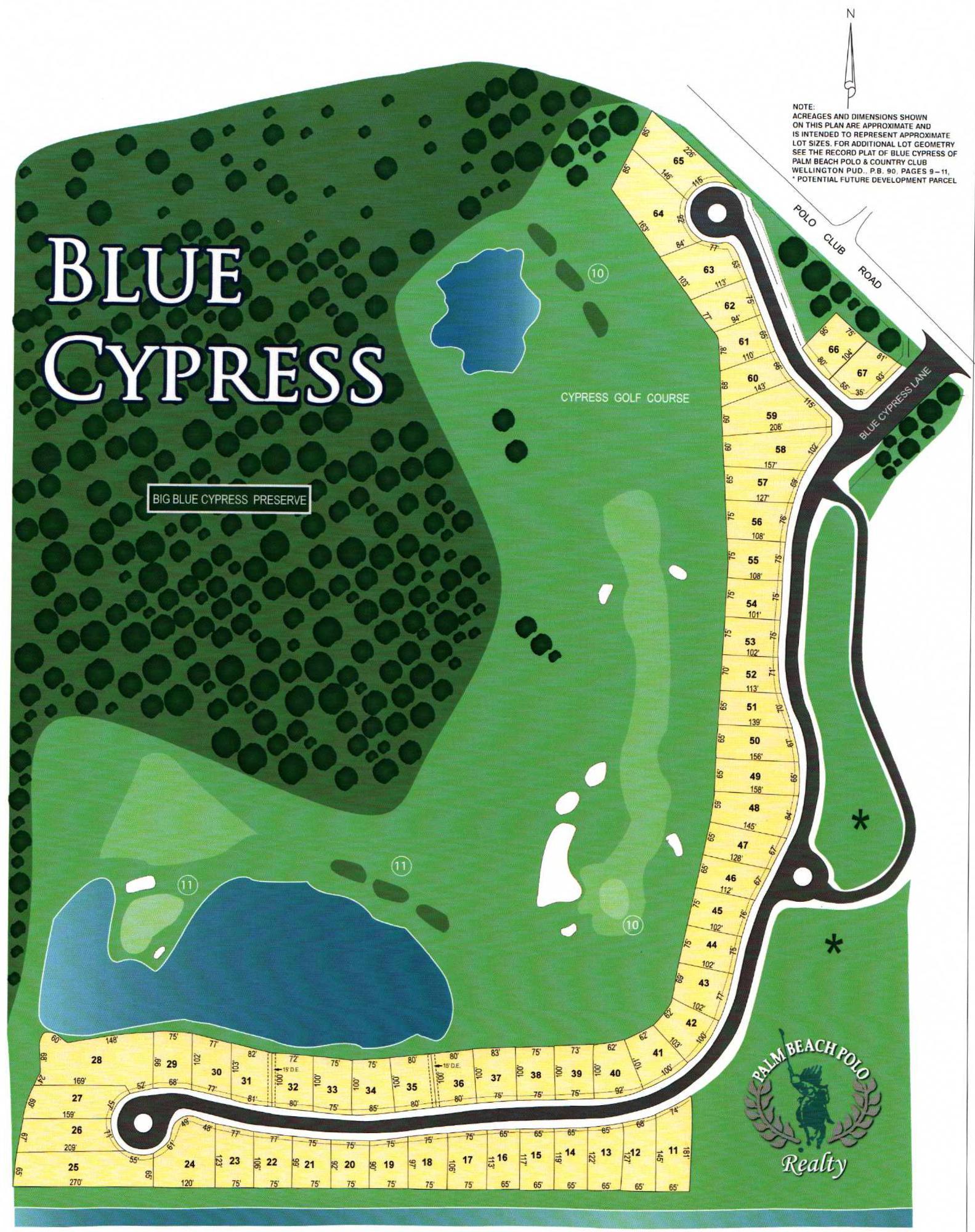 2805 Blue Cypress Lane Wellington, FL 33414 photo 2