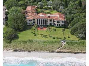 Casa para uma família para Venda às 23 N Beach Road Hobe Sound, Florida 33455 Estados Unidos