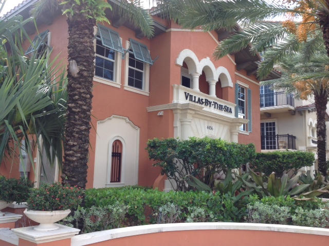 Home for sale in Villas By The Sea Lauderdale By The Sea Florida