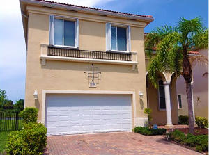 Single Family Home for Rent at 655 Gazetta Way 655 Gazetta Way West Palm Beach, Florida 33413 United States