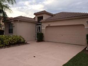 Single Family Home for Rent at 7577 Kingsley Court 7577 Kingsley Court Lake Worth, Florida 33467 United States