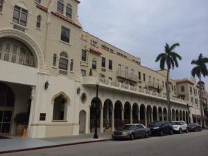 Palm Beach Hotel Condo