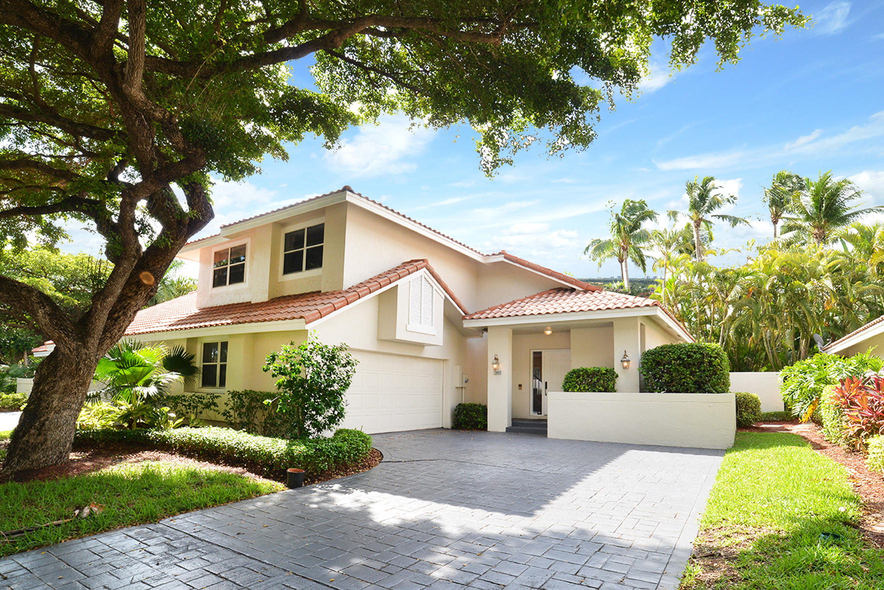 Home for sale in Broken Sound Boca Raton Florida