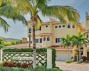 Casa unifamiliar adosada (Townhouse) por un Venta en 1940 NE 6th Street Deerfield Beach, Florida 33441 Estados Unidos
