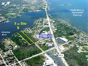 Land for Sale at 13575 83rd Street 13575 83rd Street Roseland, Florida 32957 United States