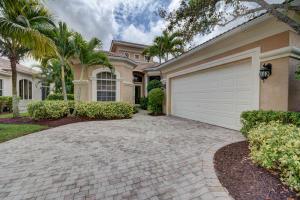Single Family Home for Sale at 126 Porto Vecchio Way Palm Beach Gardens, Florida 33418 United States