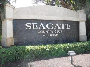 Foxpointe Seagate/ Hamlet Cc