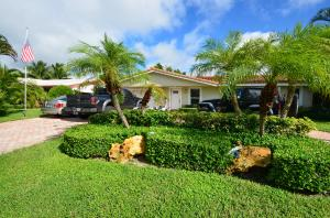 Single Family Home for Rent at Harbor Village, 2731 NE 5th Street Pompano Beach, Florida 33062 United States