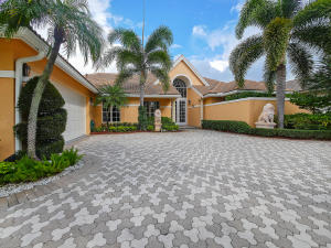 Single Family Home for Sale at 34 Saint James Drive 34 Saint James Drive Palm Beach Gardens, Florida 33418 United States