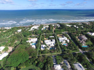 Single Family Home for Sale at 240 S Beach Road Hobe Sound, Florida 33455 United States
