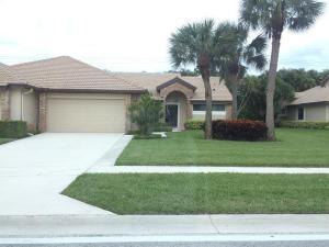 Casa para uma família para Locação às 7207 Le Chalet Boulevard 7207 Le Chalet Boulevard Boynton Beach, Florida 33472 Estados Unidos