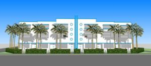 Maison accolée pour l Vente à 1208 Lake Avenue 1208 Lake Avenue West Palm Beach, Florida 33401 États-Unis