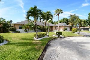 Single Family Home for Sale at 14197 Harbor Lane Palm Beach Gardens, Florida 33410 United States