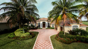 Property for sale at 7677 Hawks Landing Drive, West Palm Beach,  Florida 33412
