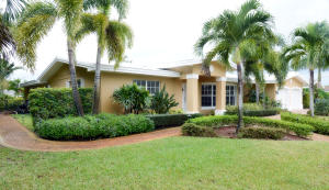 Country Club Addition To The Village Of  - North Palm Beach - RX-10218545
