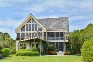 Single Family Home for Sale at 7940 SE Dock Street Hobe Sound, Florida 33455 United States