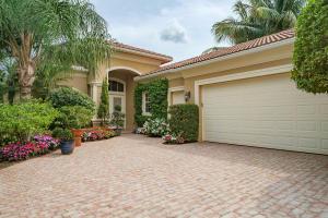 Casa Unifamiliar por un Venta en MIRASOL, 215 Porto Vecchio Way 215 Porto Vecchio Way Palm Beach Gardens, Florida 33418 Estados Unidos