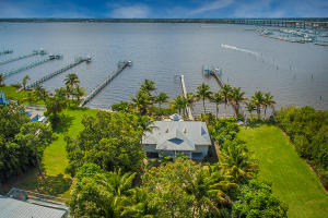Single Family Home for Sale at 90 NW Alice Street Jensen Beach, Florida 34957 United States