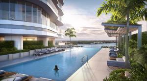 Appartement en copropriété pour l Vente à 1100 S Flagler Drive 1100 S Flagler Drive West Palm Beach, Florida 33401 États-Unis