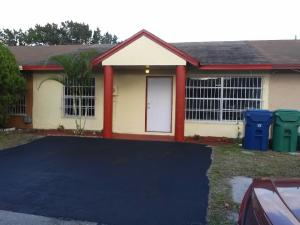 Single Family Home for Rent at 18011 NW 40th Court Miami Gardens, Florida 33055 United States