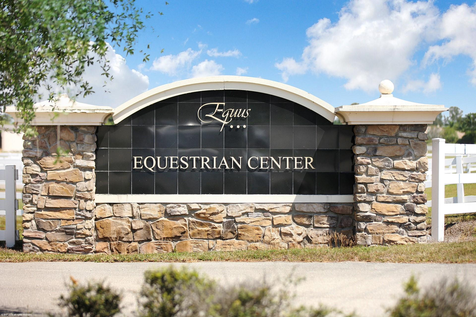 Home for sale in Equus Equestrian Center Boynton Beach Florida