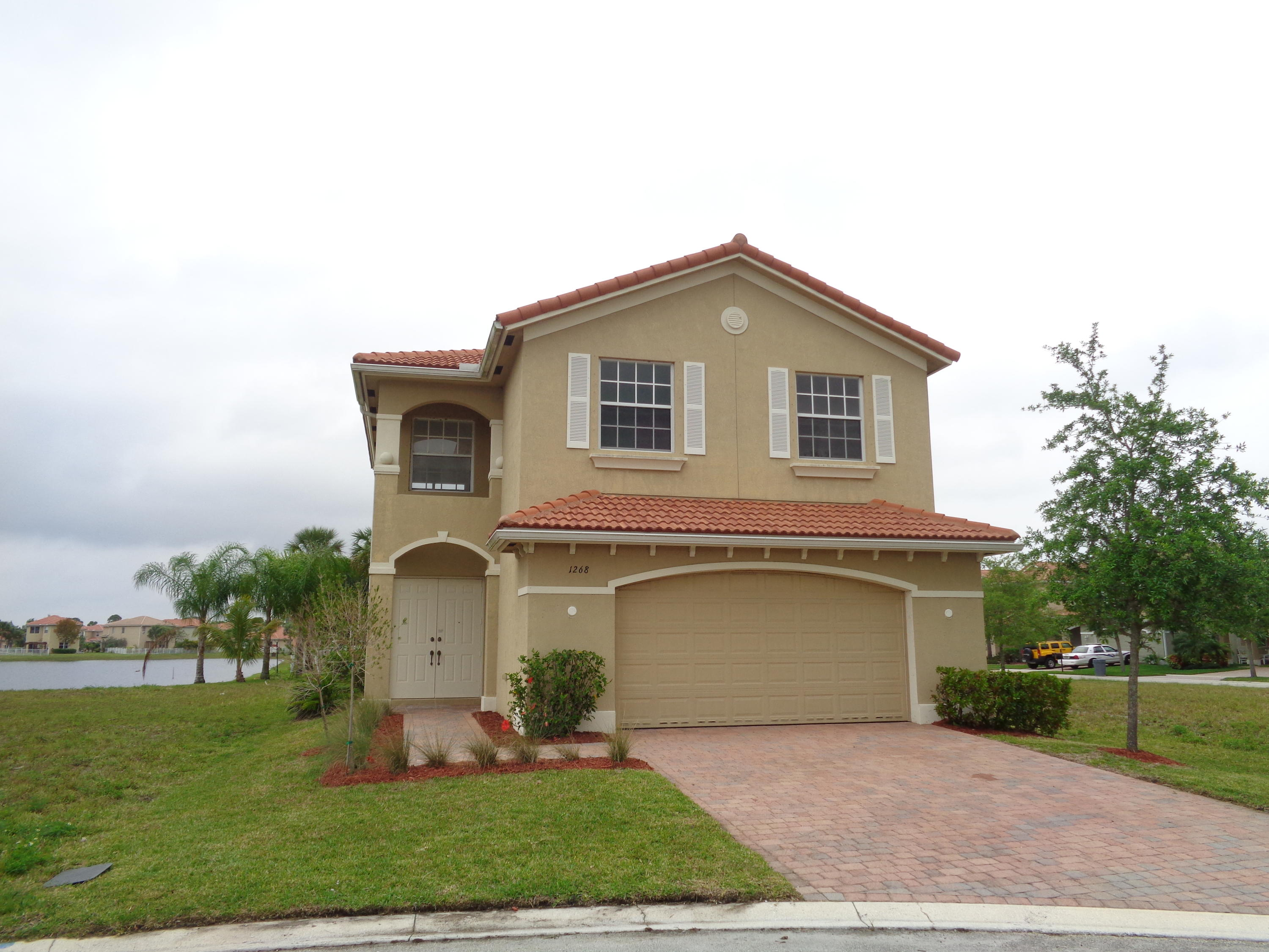 Home for sale in VIZCAYA FALLS PLAT 1 Port Saint Lucie Florida