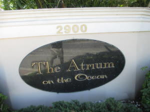 The Atrium On The Ocean