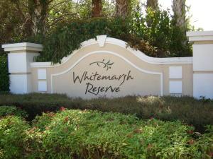 Whitemarsh Reserve