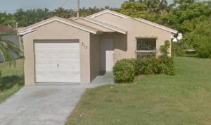 House for Rent at 313 Carissa Drive 313 Carissa Drive Pahokee, Florida 33476 United States