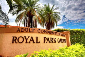 Royal Park Gardens 1-j Condo