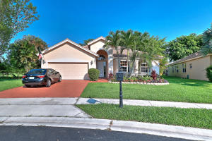Property for sale at 12280 Riverfalls Court, Boca Raton,  FL 33428