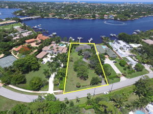 Single Family Home for Sale at 18996 Point Drive Tequesta, Florida 33469 United States