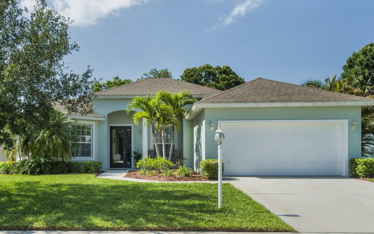 Home for sale in HAMMOCK LAKES PHASE 2 PD Vero Beach Florida