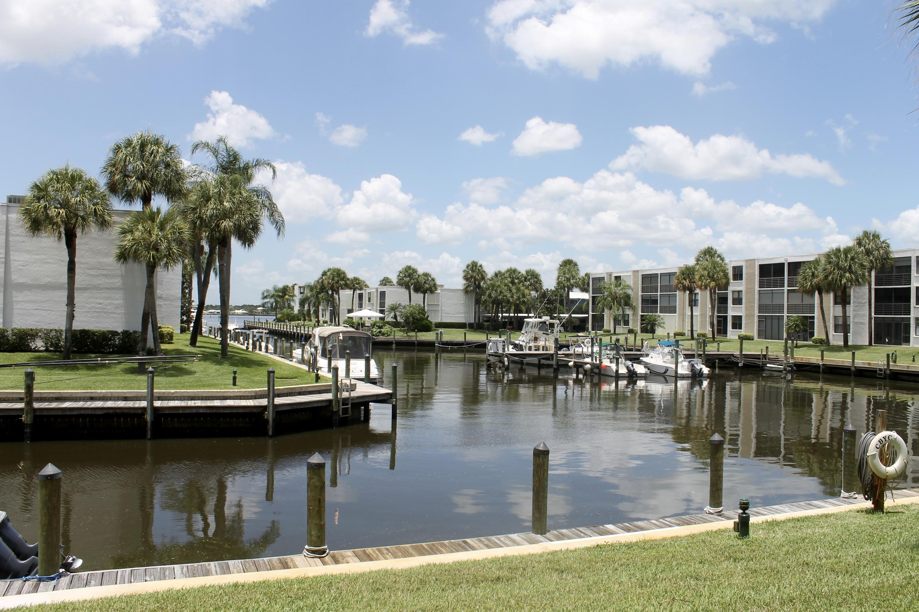 Home for sale in CIRCLE BAY YACHT CLUB CONDO I, II, III Stuart Florida