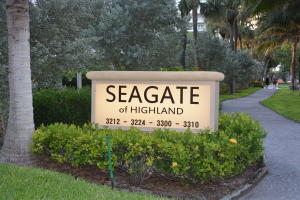 Seagate Of Highland Condo