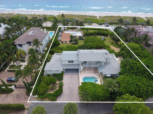 Single Family Home for Sale at 322 N Ocean Boulevard Delray Beach, Florida 33483 United States