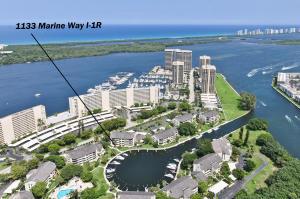 共管式独立产权公寓 为 销售 在 1133 Marine Way 1133 Marine Way 北棕榈滩, 佛罗里达州 33408 美国