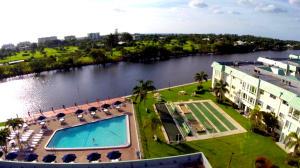 共管式独立产权公寓 为 出租 在 Colonial Club, 1 Colonial Club Drive 1 Colonial Club Drive 博因顿海滩, 佛罗里达州 33435 美国