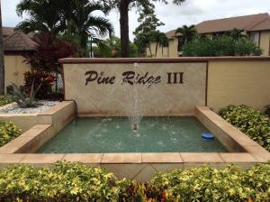 Pine Ridge Iii Condo