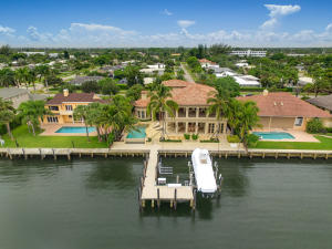 Single Family Home for Sale at 830 Lakeside Drive 830 Lakeside Drive North Palm Beach, Florida 33408 United States