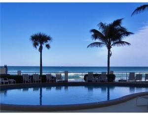 Condominium for Rent at OCEAN TOWERS SOUTH, 100 Beach Road Tequesta, Florida 33469 United States