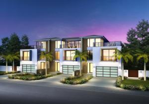 联栋屋 为 销售 在 215 Macfarlane Drive 215 Macfarlane Drive 德尔雷比奇海滩, 佛罗里达州 33483 美国
