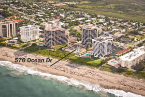Condominium for Sale at 570 Ocean Drive Juno Beach, Florida 33408 United States