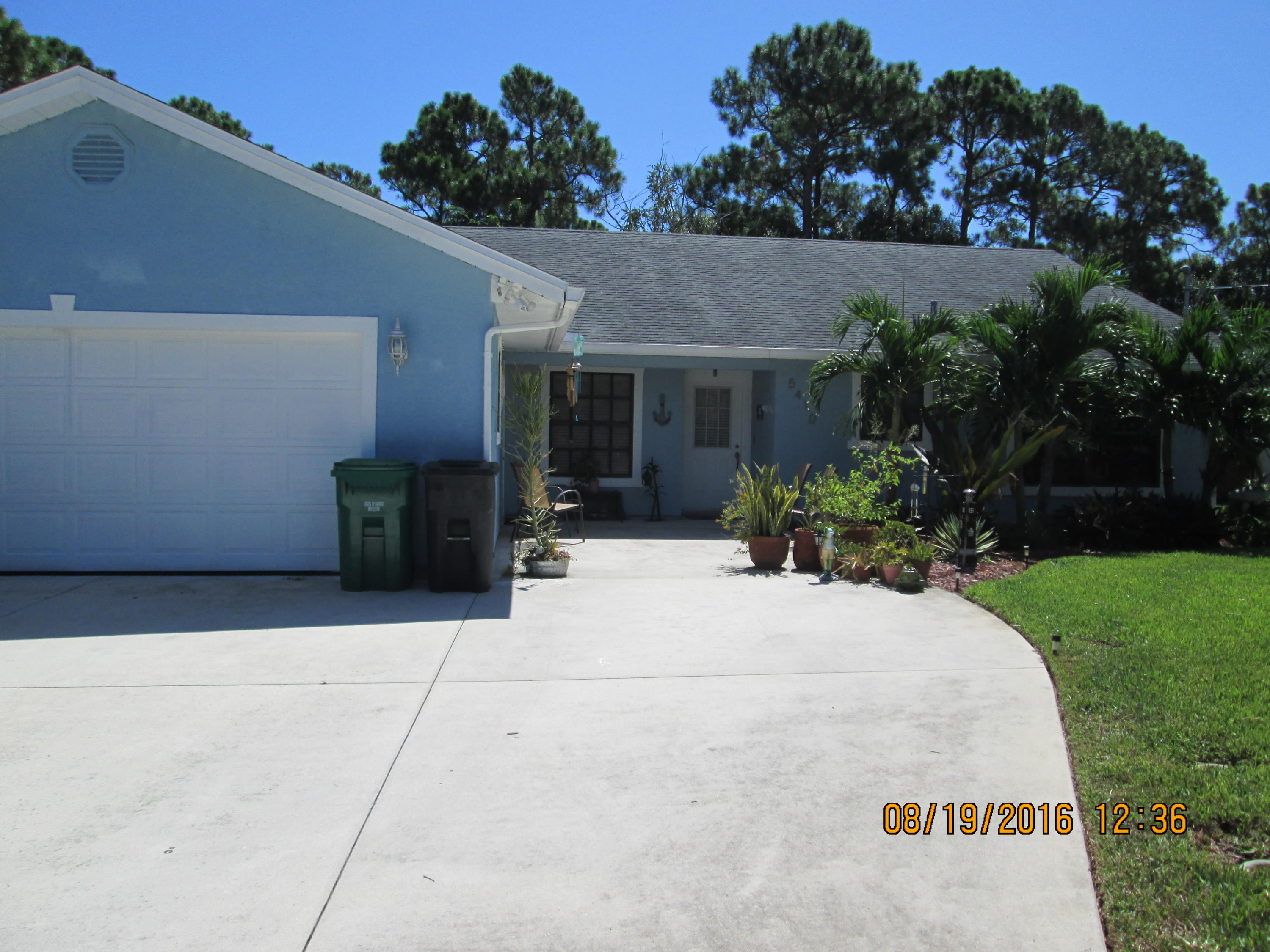 Home for sale in INDIAN RIVER ESTATES UNIT 8 Fort Pierce Florida